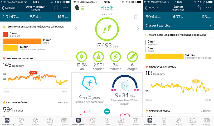 fitbit application